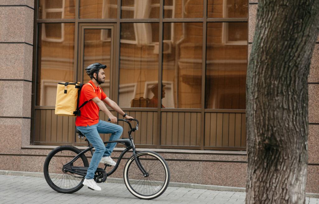 bisiklet kurye himeti